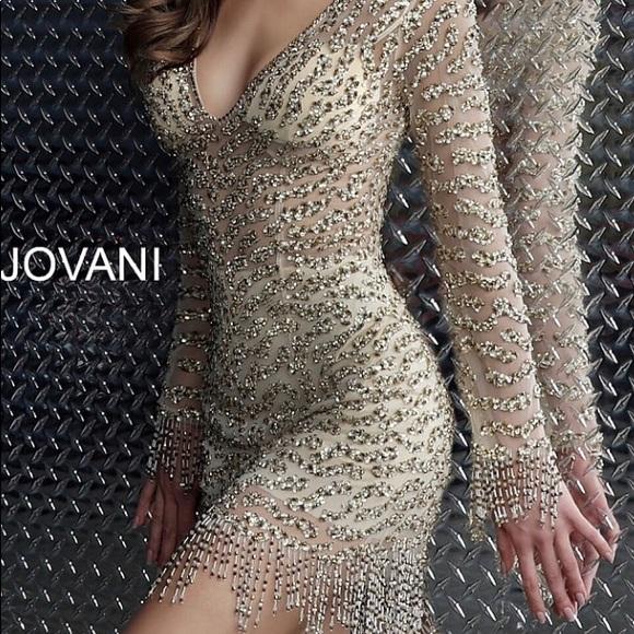 Jovani Dresses & Skirts - jovani homecoming/ cocktail dress